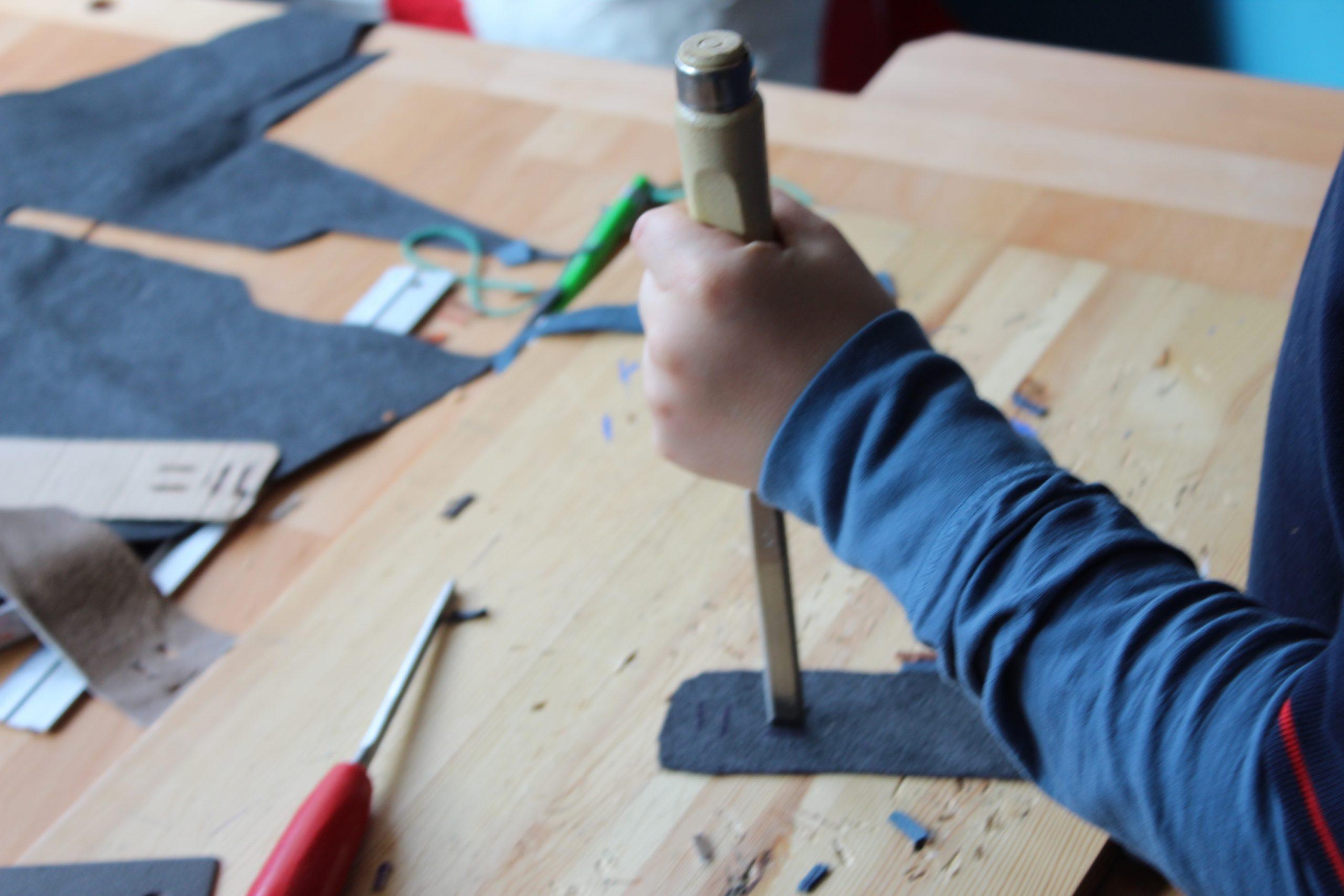 Schmuck- und Lederwerkstatt